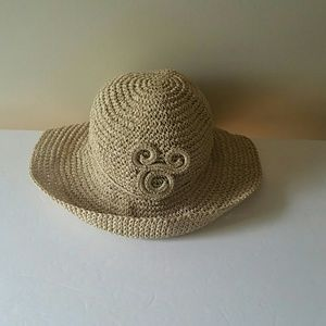 Walt Disney World Straw Hat